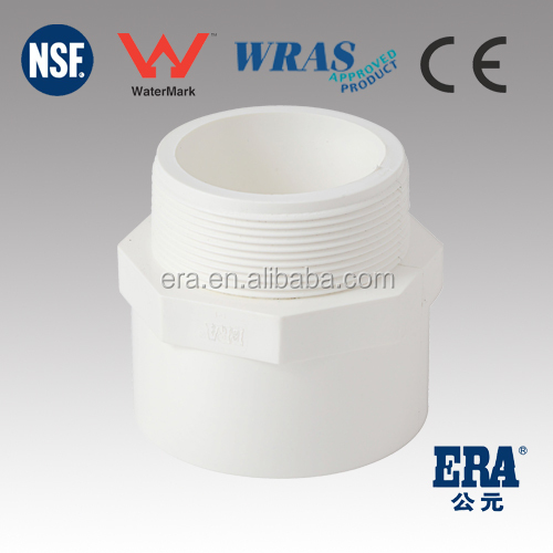 ERA Water Mark AS/NZS 1477 PVC pressure fittings vales take off adaptor