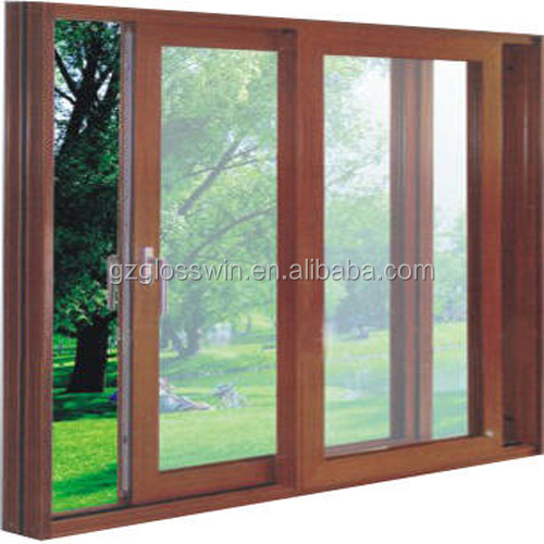 Aluminium cheap sliding window for good quality