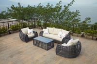 All Weather outdoor bamboo furniture