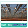 Horticultural And Agricultural Glass Greenhouse For