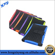 HXY trendy plastic pc tpu case for ipad mini
