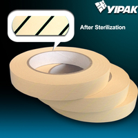 Autoclave tape latex free & lead free