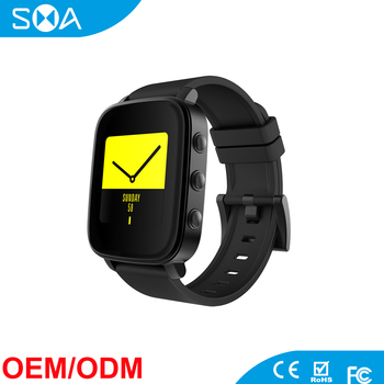 SMA Watches Men Wrist 40 Days long Standby Colorful Memory LCD Screen Smart Watches Men