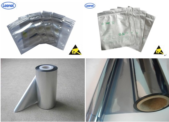 Hot selling ESD Static Shielding film metal in