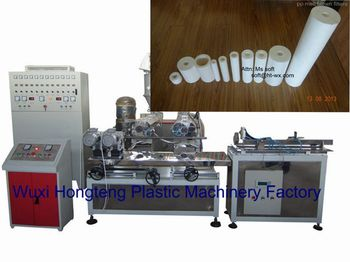 CE&ISO approved Pp spun filter cartridge machine with efficient and easy service