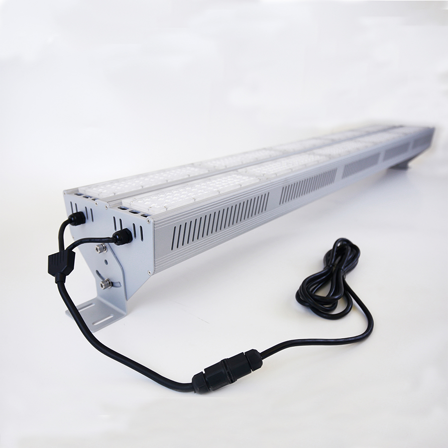 Industrial  lamp 500W IP65 Led Linear  High Bay Light for Warehouse lighting  with Hang