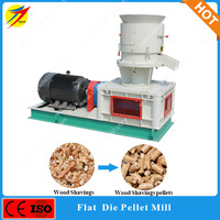 soybean meal flat die wood pellets machine price