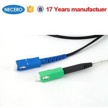 China Manufacture EPON sc sx mm fiber optic patch cord