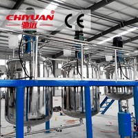 Paint Manufacturing Equipment/paint production line No. 0377