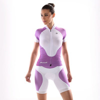 Monton PRO professional design women sexy cycling wear with bib shorts