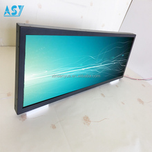 Android advertising 1920x540 lcd display long thin lcd screen