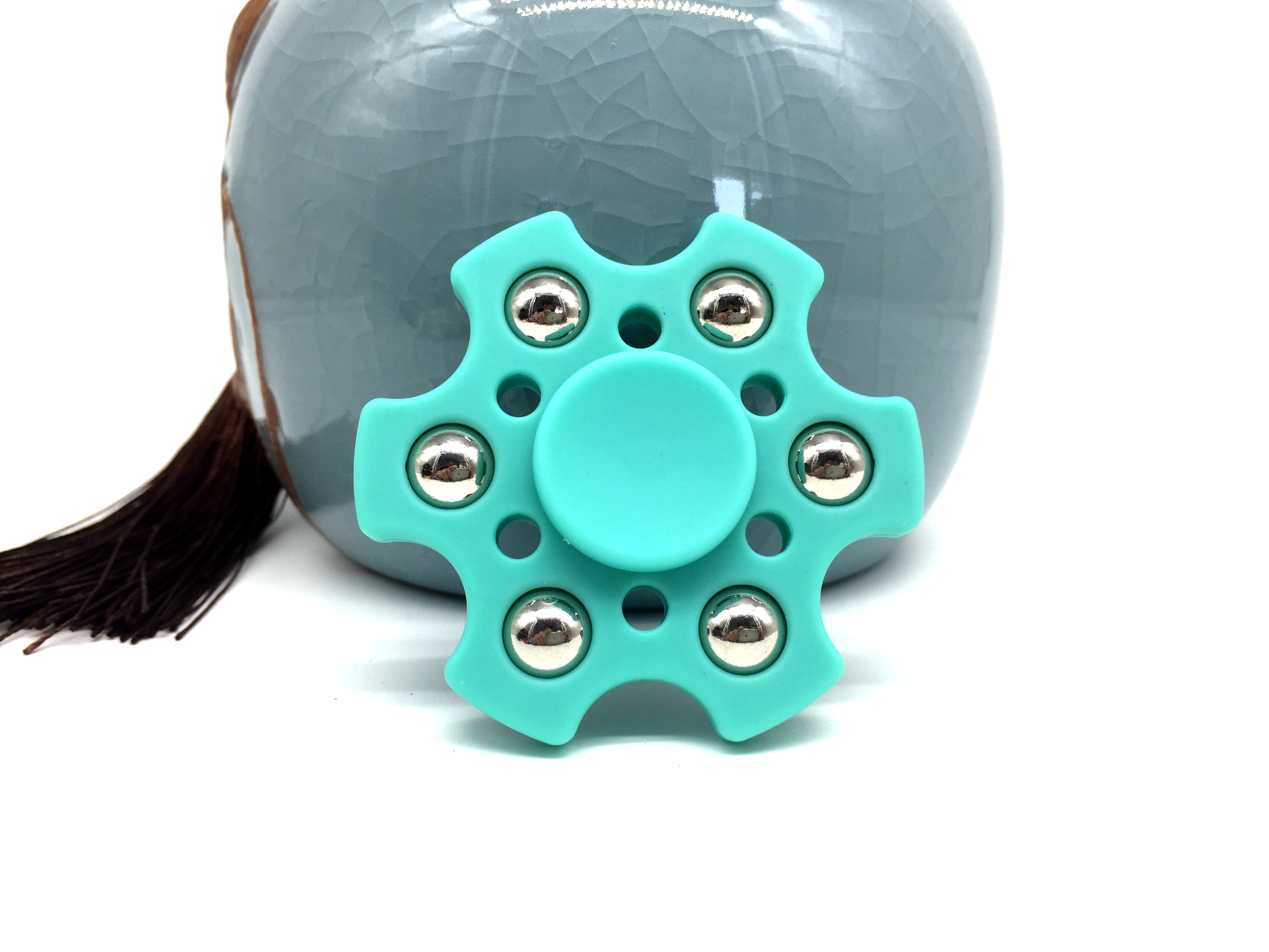 China hand spinner fidget cube key ring high with best price