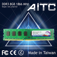 Bset supported Professional AITC 1866mhz 8 gb ddr3 ram for gaming computer
