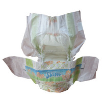 Super dry nice nice disposable baby diaper in guangzhou