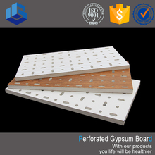 Acoustic Perforated Gypsum Board manufacturer