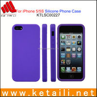 Cheap Blank Silicone Mobile Phone Cover Supplier