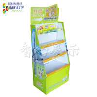 Custom Retail Store Promotion Stationery Paper Display Stand