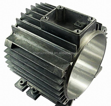 Precision die casting auto parts engine shell