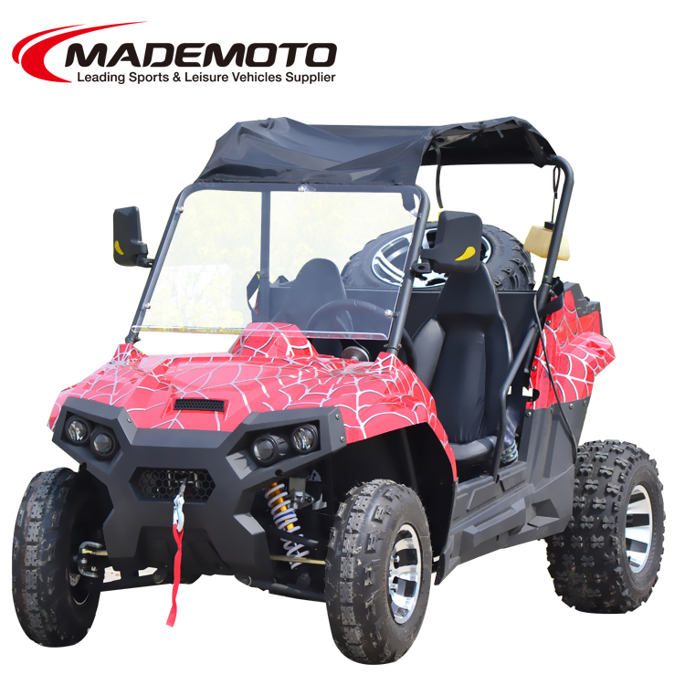 150cc/200cc diesel ATV/UTV for farm transport variouos styles