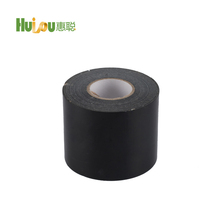 Waterproof 1 inch best clothing black fabric adhesive tape