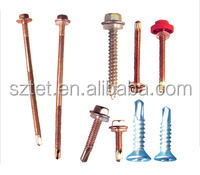 China Supplier Manufacturer Screws with Washer Attached
