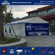 Convenient and high quality wedding tent drape for events manufactured in Guangzhou