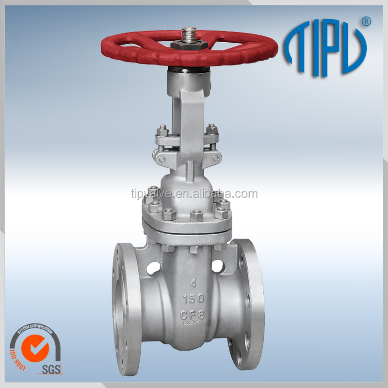 WCB Gate valve Motorized water gate valve
