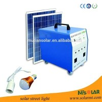 mini solar generator with mobile charger