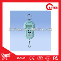 Cheaper Portable Digital Luggage Scale 20kg Excel precision balance scale weighing scale KF-01 from Kaifeng