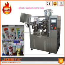 JOIE Automatic Grade Suppository Tube Fill and Seal Equipment Squeeze Tube Filling Sealing Machine