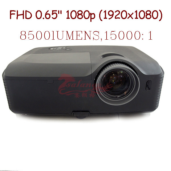 2016 high lumens video dlp projector with 350W philips lamp for outdoor advertising