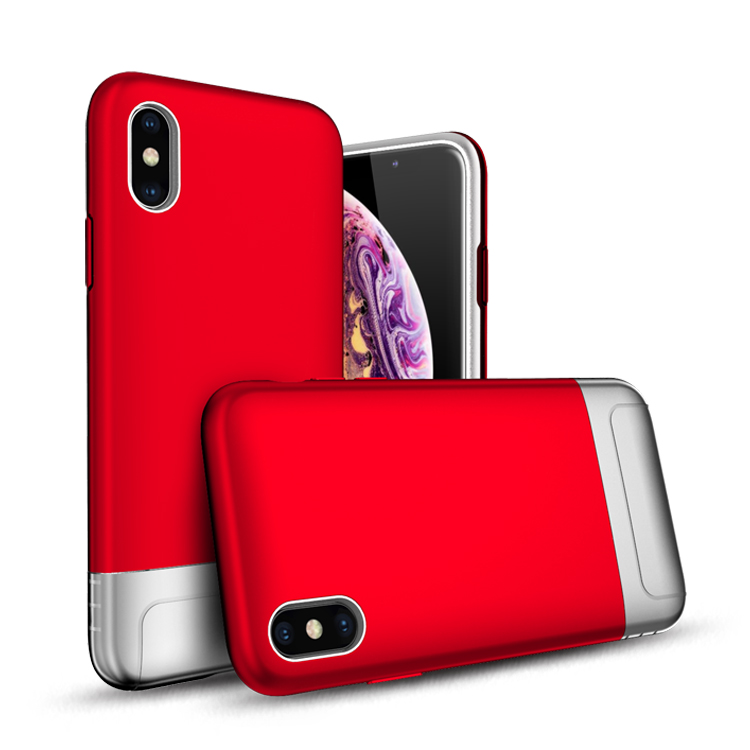 SAIBORO 2019 newest 2 in 1 pc tpu mobile phone accessories back cover case for iphone xr xs xs <strong>max</strong> x 10 8 8plus 7 7plus