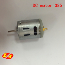 S385 36v dc motor for hair dryer corn popper motor