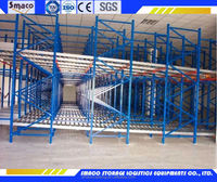 HOT SELL IN THAILAND Storage Racking Warehouse Shelving Logistic Equipment Storage System gravity pallet racking