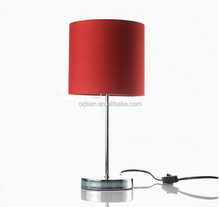 power outlets hotel table lamps with switch