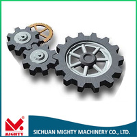 Cutting Spur Gears and Pinion