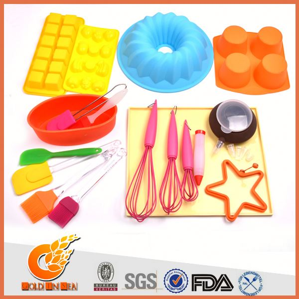 HOT sale silicone cake mode
