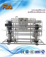 FAD and GMP standard brand purified water equipment and pure water production reverse osmosis system for food drinking factory