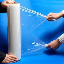 Protective Stretch Film Pallet Wrap Plastic Packaging Film