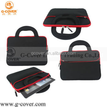Neoprene tablet case 10.1 with hand strap
