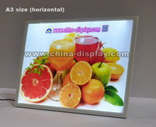 Led backlit picture frame lighted imikimi photo frame