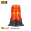BEST PRICE SOLAR POWERED ROTATING LED BEACON WARNING LIGHT