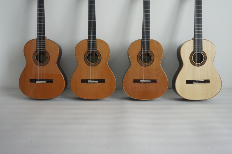 China Best classical guitar hand made With Factory Wholesale Price