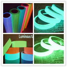 custom glow in the dark ribbon car stickers glow wall decal sticker