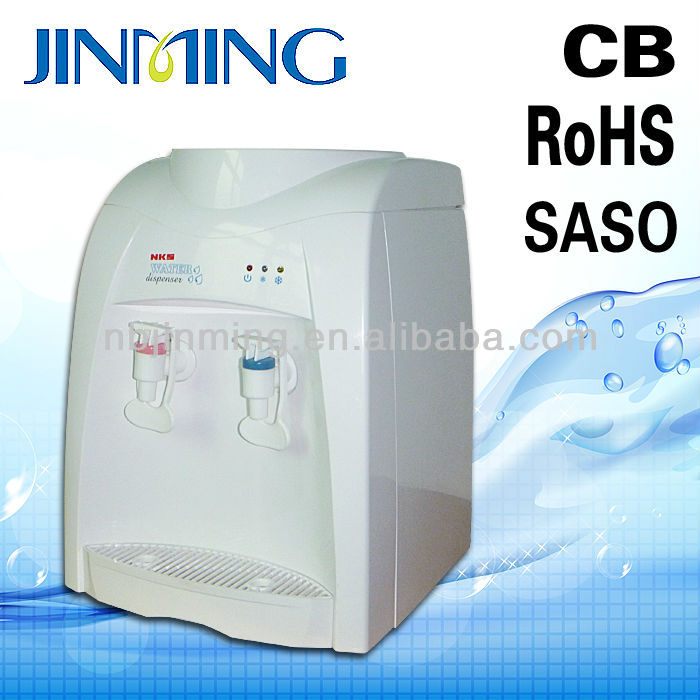 Snow white cheap home appliance hot and cold water machine