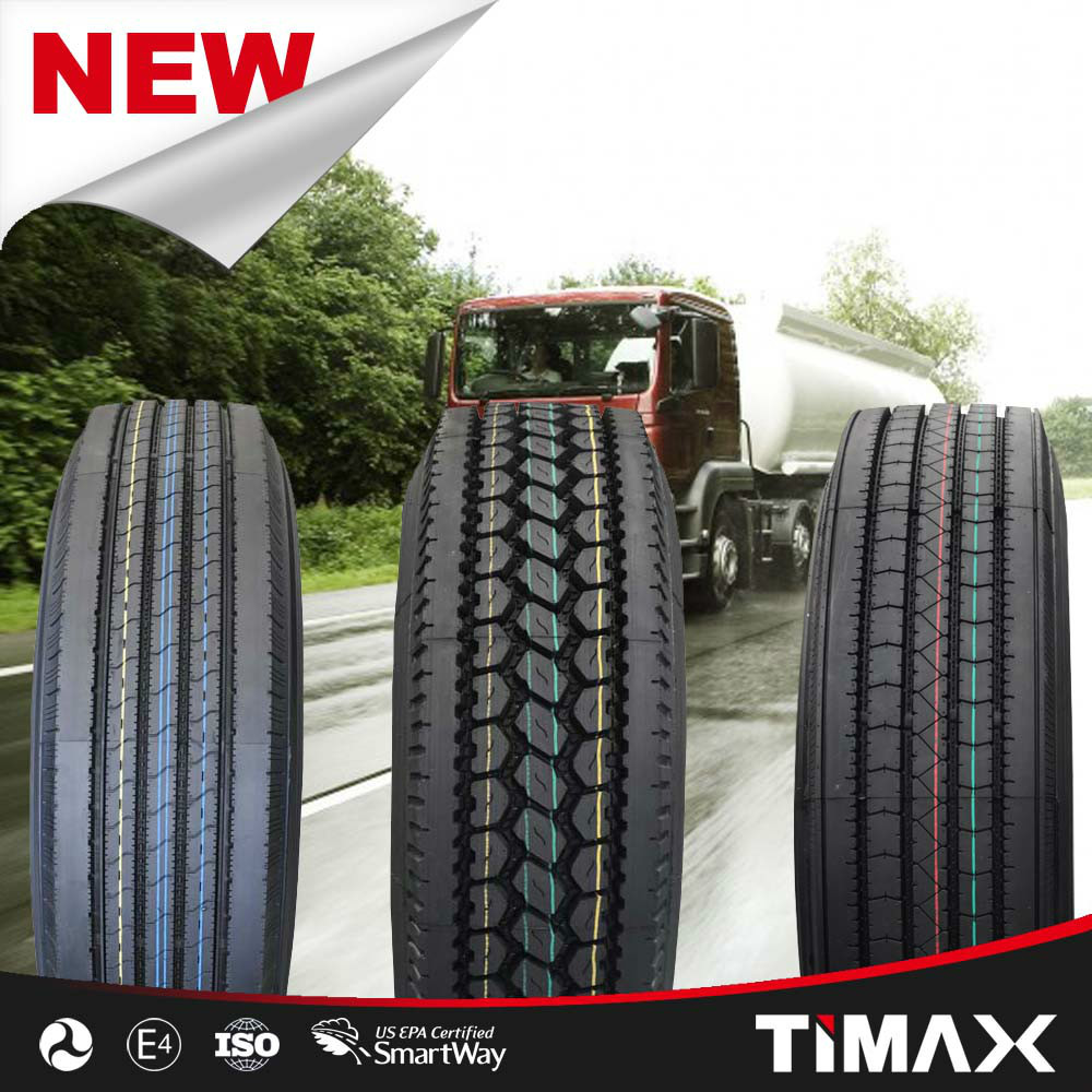 China factory tire 11R22.5 11R24.5 295/75R22.5 285/75R24.5, for Amarica market,truck tires made in china