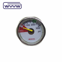 industrial small pressure gauge special tiny