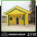 low cost sandwich panel prefab prefabricated ready made house