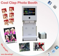 Most Portable Photo Booth For Christmas Decoration