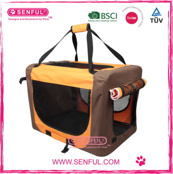2015 New Dog soft crate 600D Pet Products